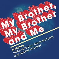 My Brother, My Brother and Me 218: Kelly Rrrrrrripa | This is the episode I am mentioned in :) Thanks, Brothers McElroy!!