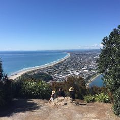 Mount Maunganui New Zealand. Damn this place is pretty. You get some great views standing on top of extinct volcanos.  New Blog post is up if you have 5 minutes to waste! #NZ #newzealand #tauranga #mount #mountain #view #sea #blue #nofilter #sky #bigsky #volcano #walk #view #sun #twitter #travel #beautiful #water