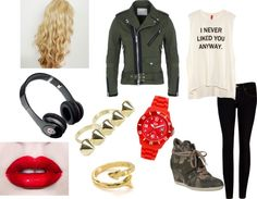 """I Never Liked You Anyway"" by m-huntzy on Polyvore"