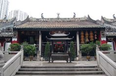 The Kun Lam Temple is another interesting temple in Macau. It is dedicated to the goddess of mercy.