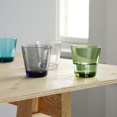 Iittala:  every piece is perfect.  If any blemishes are found, the piece automatically goes to the outlet store, which is also not a bad place to shop, as they also carry perfect, in addition to almost-perfect pieces.
