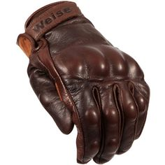 Weise Victory Classic Motorcycle Glove Retro Style Brown Armoured We create not only small series fashionable accessories for everyday. Leather Motorcycle Gloves, Bike Gloves, Motorcycle Outfit, Motorcycle Accessories, Leather Gloves, Leather Men, Classic Motorcycle, Motorcycle Parts, Brown Leather