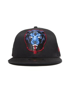 Mishka Heritage Death Adder New Era 5950 Black Hat b27ecbf3585c