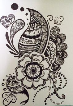 #doodle #ink #drawing #design #doodlings doodle #doodling #gold #ink #art #draw #black #garabato #mandala #design #mandalaart