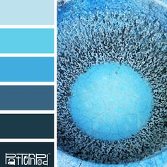 Farb- und Stilberatung mit www.farben-reich.com # Color Palette: Sky Blue, Blue, Navy.  If you like our color inspiration sign up for our monthly trend letter - click the image for the link.