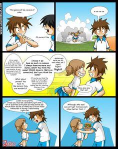 Jago Comics Sexy | English Version chap6 page4 by JagoDibuja on deviantART