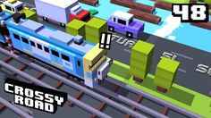 48 on #crossyroad. My top is 66.