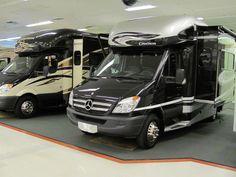 Gulf stream rv supernova motor home class c diesel for Mercedes benz sprinter 3500 diesel class b rv motorhome