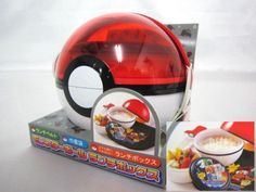 The Pokemon Lunch Snack Container is Made for Geek-Tastic Meals #backtoschool #bento trendhunter.com