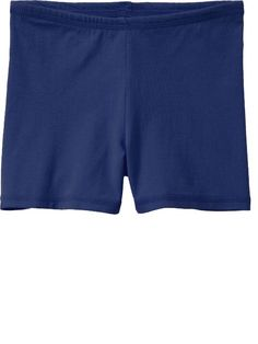 Girls Jersey Stretch Shorts Product Image