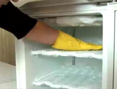 Defrosting a freezer for dummies