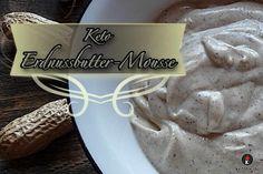 Keto Ernussbutter Mousse Dessert