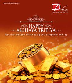 Dedhia Group wishes you all a very Happy Akshay Tritiya www.dedhiagroup.com