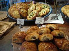 Poilâne – Paris by Mouth Bakery in St Germaine...sourdough in wood fired oven