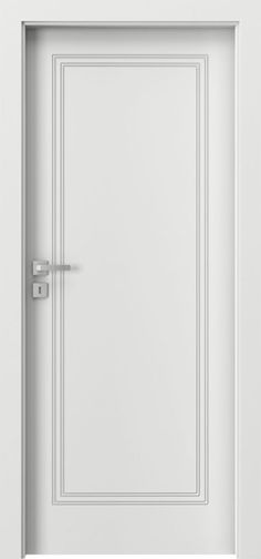 DBEV-VEP-U Single Custom Painted Solid Core Modern Interior Doors, Contemporary Interior Doors, Eco Veneer