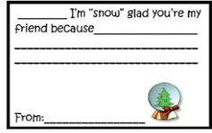 Bucket Fillers with Holiday Cheer Free