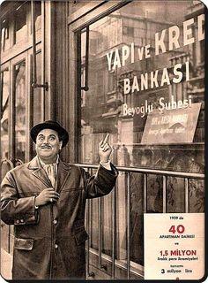 Yapı Kredi Bankası - 1959
