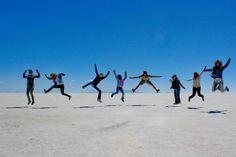 Happy volunteering in Bolivia!