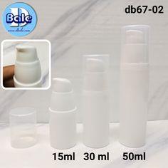 db67-02 15ml 30ml 50ml ขวดปั้มสูญญากาศ ราคาไม่แพง ถูกที่สุดในไทย Line Friends, Cosmetic Packaging, Container, Cosmetics, Drugstore Makeup