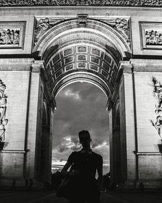 @antondee_ -  Language of Architecture // Photography Journal 71  #paris #travelblog #architecture #arcdetriomphe #dvsn