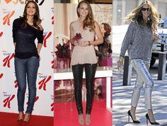 Pantalones de moda 2012