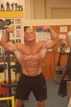 66 years old Lift Strong Live Long™ ||||||====||||||| ~ mikE™
