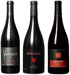 Taste of Immortality Pinot Noir Wine Mixed Pack 3 x 750 mL  sc 1 st  Pinterest & Parducci Wine Cellars Classic Red Wine Mixed Pack 3rd Edition 3 x ...