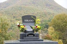 札幌の簾舞霊園に建立したデザイン墓石「ステラ」です。  暖やかな曲面が空を映しだし、 優しく見守り続ける星とともに。