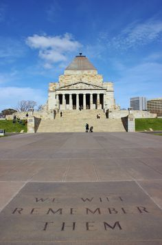 Best Things to Do in Melbourne, Australia - Tour Shrine of Remembrance JetSetting Fools