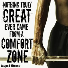 Get out of your comfort zone and u will see your possibilities are limitless. Put in the work and you will excel. #exercise #SoupedFitness #limitless #putinwork #bodybuilding #doingit #killit #belimitless