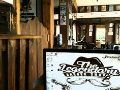 The Legendary Barber Shop!!!