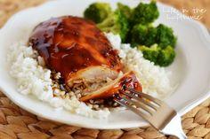 Baked Teriyaki Glazed Chicken - Life In The Lofthouse