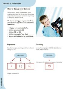 Set up your camera the easy way...