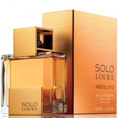 Loewe: Solo Absoluto, for men - 2011
