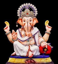 Shri Ganesh Images, Ganesha Pictures, Radha Krishna Images, Ganesh Idol, Ganesha Art, Ganesha Drawing, Ganpati Bappa Photo, Ganpati Bappa Wallpapers, Happy Ganesh Chaturthi Images
