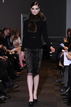 1Carmen Marc Valvo Fall 2012 RTW, #women's apparel
