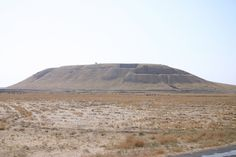 Tell Barri, a large archaeological site along the Wadi Jaghjagh (northeast Syria) with remains from the fourth millennium BC onward.