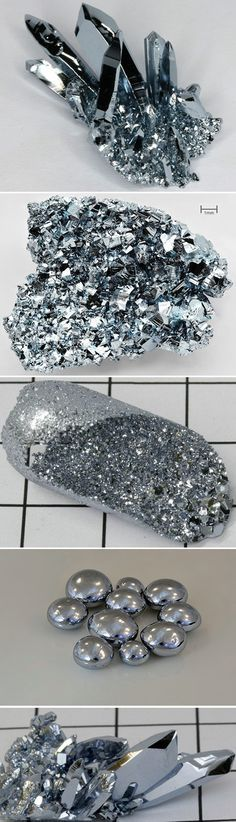 Osmium is both the densest and the rarest element that you can dig out of the Earth. It\'s so hard that it\'s used in places with constant pressure and wear, like the tips of fountain pens. One single cubic inch of this stuff weighs nearly a pound, and were you to somehow get a cubic foot of it, it would weigh over 1,400 pounds. Good luck with that, though: last year, the entire U.S. osmium production was only 165 pounds.
