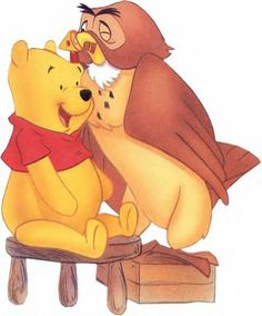 Doctor Owl and Pooh
