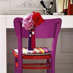 Arte e Decoração: Cadeiras,poltronas e sofás customizados