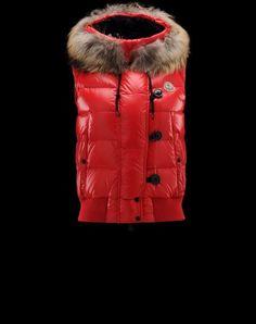 Vest Women - Outerwear Women on Moncler Online Store