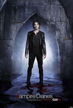The Vampire Diaries - Season 4 Promotion -  #TVD