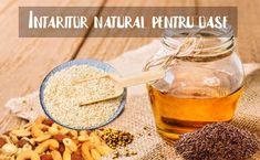 Tratament natural pentru intarirea oaselor la femei   LaTAIFAS Natural Health Remedies, Fruit, Medicine, Syrup