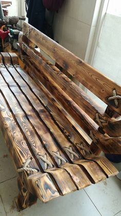 Before and after Doug Lawrence - Salvabrani - Woodworking Tips and Tricks Woodworking Bench Plans, Woodworking Projects Diy, Woodworking Furniture, Diy Wood Projects, Wood Crafts, Woodworking Tools, Woodworking Patterns, Youtube Woodworking, Popular Woodworking