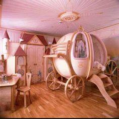 True princess room