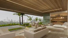AE Emirates Hills: >A villa on the Emirates Hills Golf Estate overlooking a series of beautiful water features towards Dubai Marina. Golf Estate, Outdoor Furniture Sets, Outdoor Decor, Water Features, Dubai, Fresca, Villa, Middle East, Interior