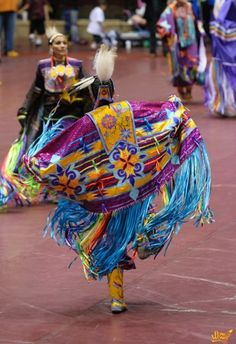 gorgeous fancy shawl regalia(: