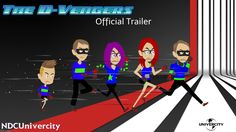 The D-Vengers Official Trailer
