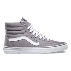 High top grey vans❤️