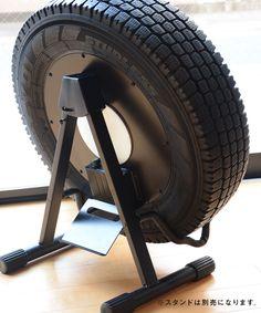 欲しい!廃タイヤを使ったBluetooth スピーカーがいい感じ! | 自動車ニュース&スクープ|シークドライブ